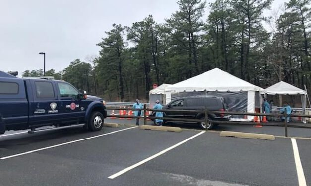 OCC Testing Site Opened Successfully This Morning