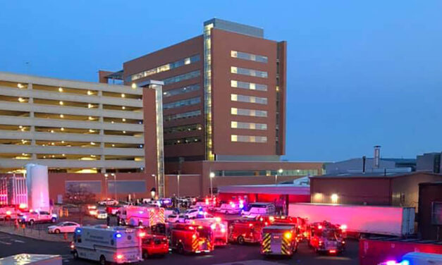 NEPTUNE: First Responders Show Their Appreciation At JSUMC Shift Change