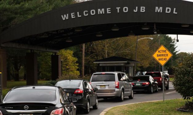 Hundreds to Thousands of Afghan Refugees Flying Into Joint Base Mcguire Dix Lakehurst After Phil Murphy Asked Biden To Send Them To NJ