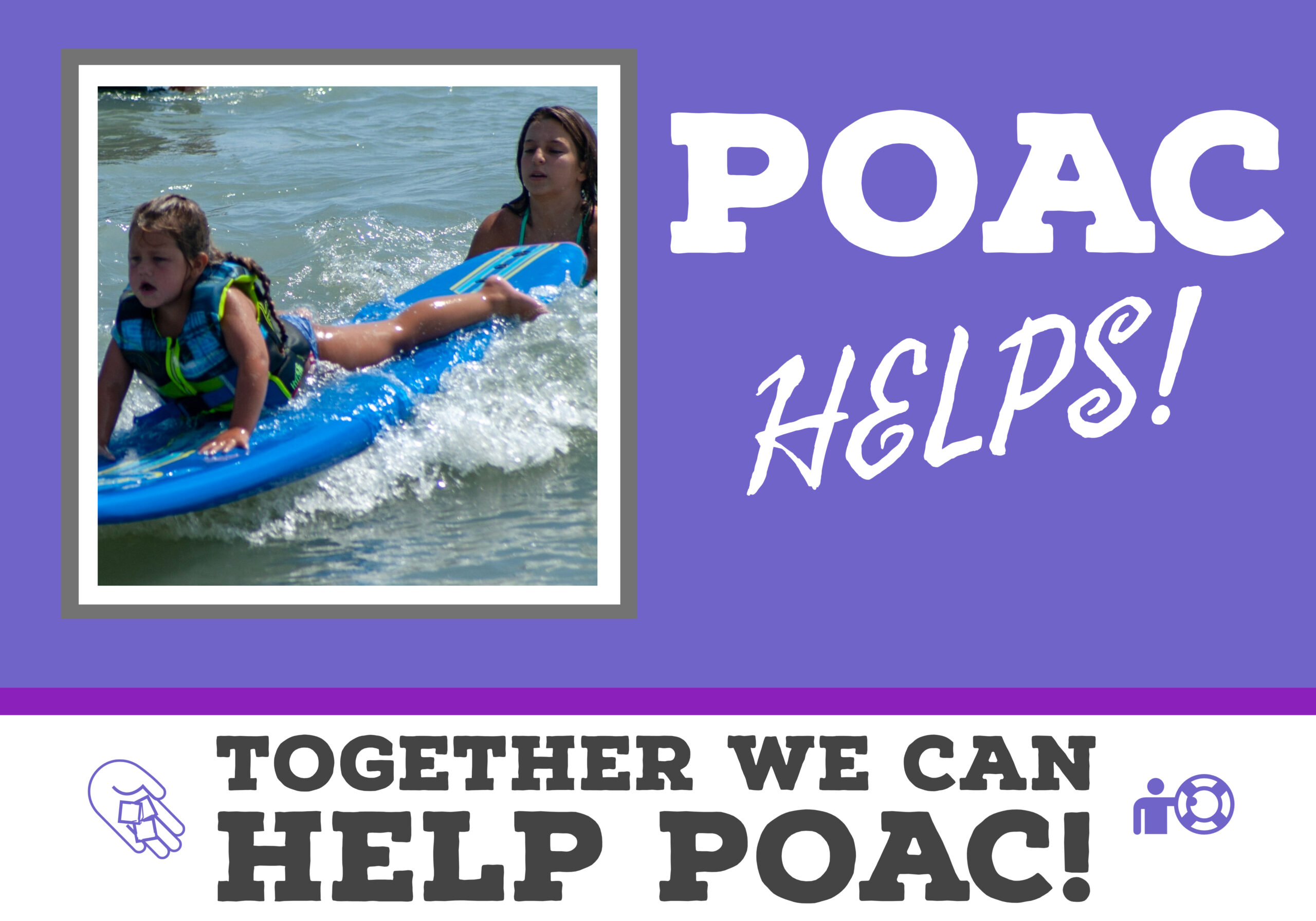 Parents Of Autistic Children (POAC) Needs Your Help!