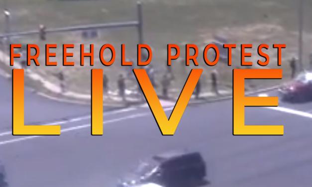 FREEHOLD: GEORGE FLOYD PROTEST – LIVESTREAM!
