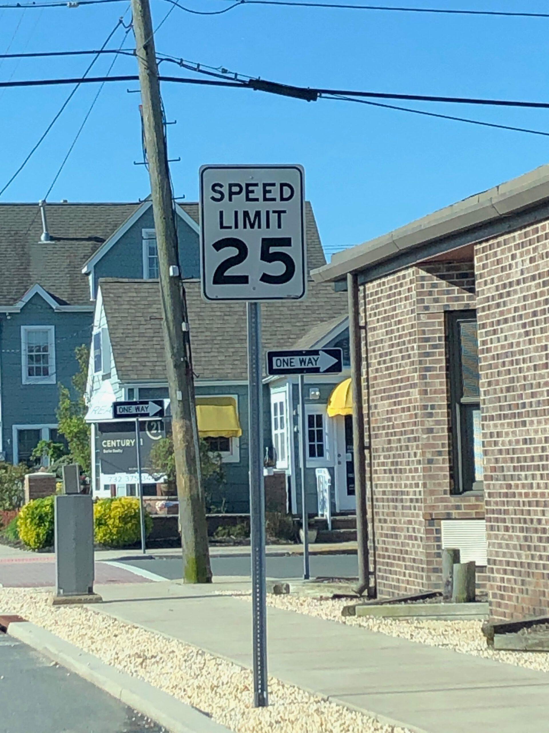 SSP: Summer Speed Limits Return
