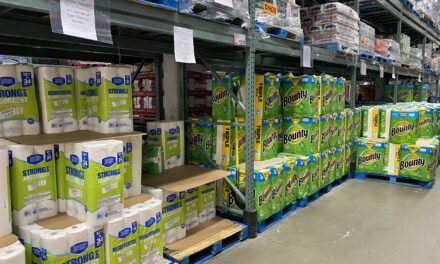 TOMS RIVER: A Bounty of Paper at BJ's