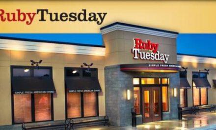 Ruby Tuesday Closes Three Area Restaurants