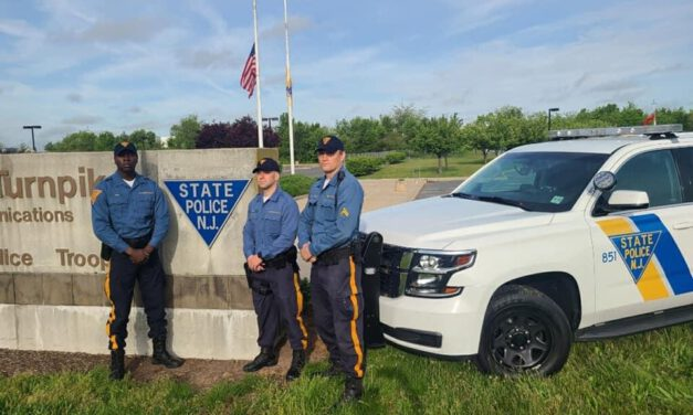 NJSP: Troopers Help Deliver Baby on NJTP