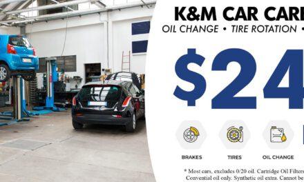 TOMS RIVER: Visit K&M Auto Today!