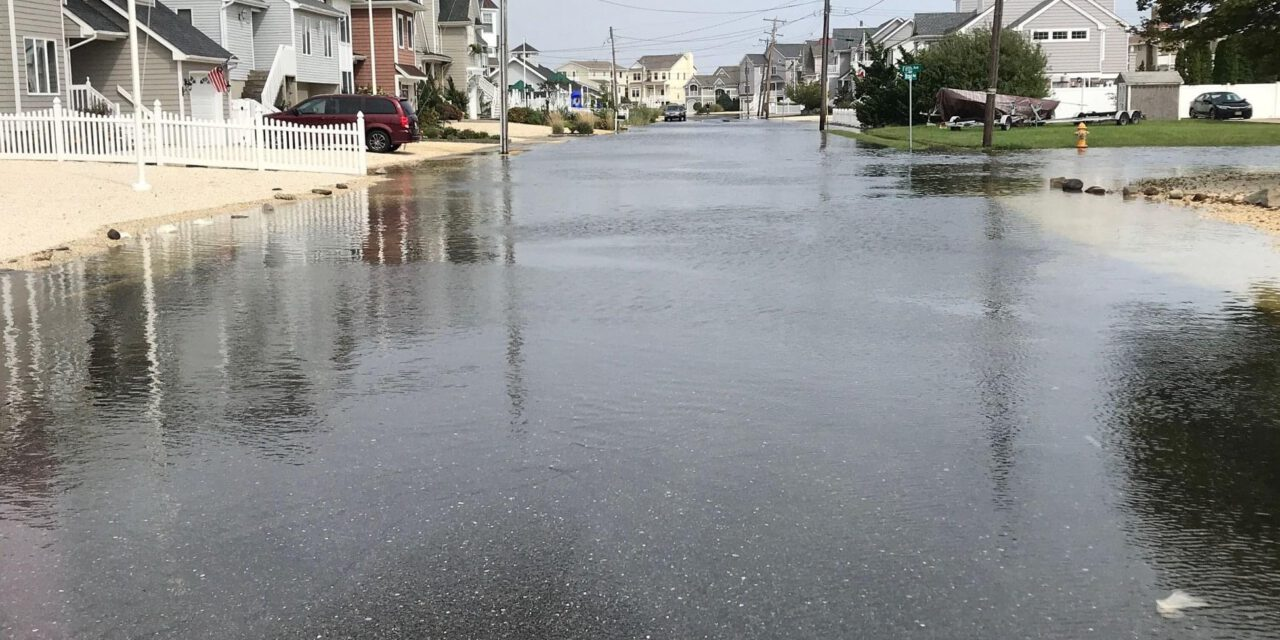 TOMS RIVER/ BRICK: Towns to Address Flooding in Normandy Beach