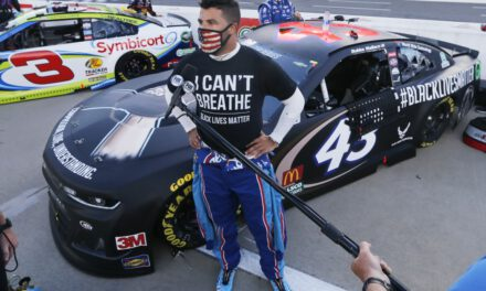 FBI Says No Crime Committed Against Bubba Wallace, was A Garage Pull In Since 2019
