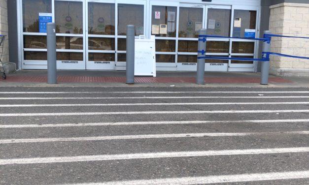 NEPTUNE: Walmart Closes Early