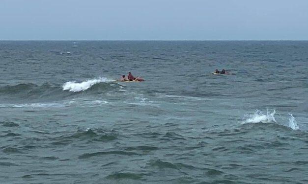 SURF CITY: Plane Crash Update