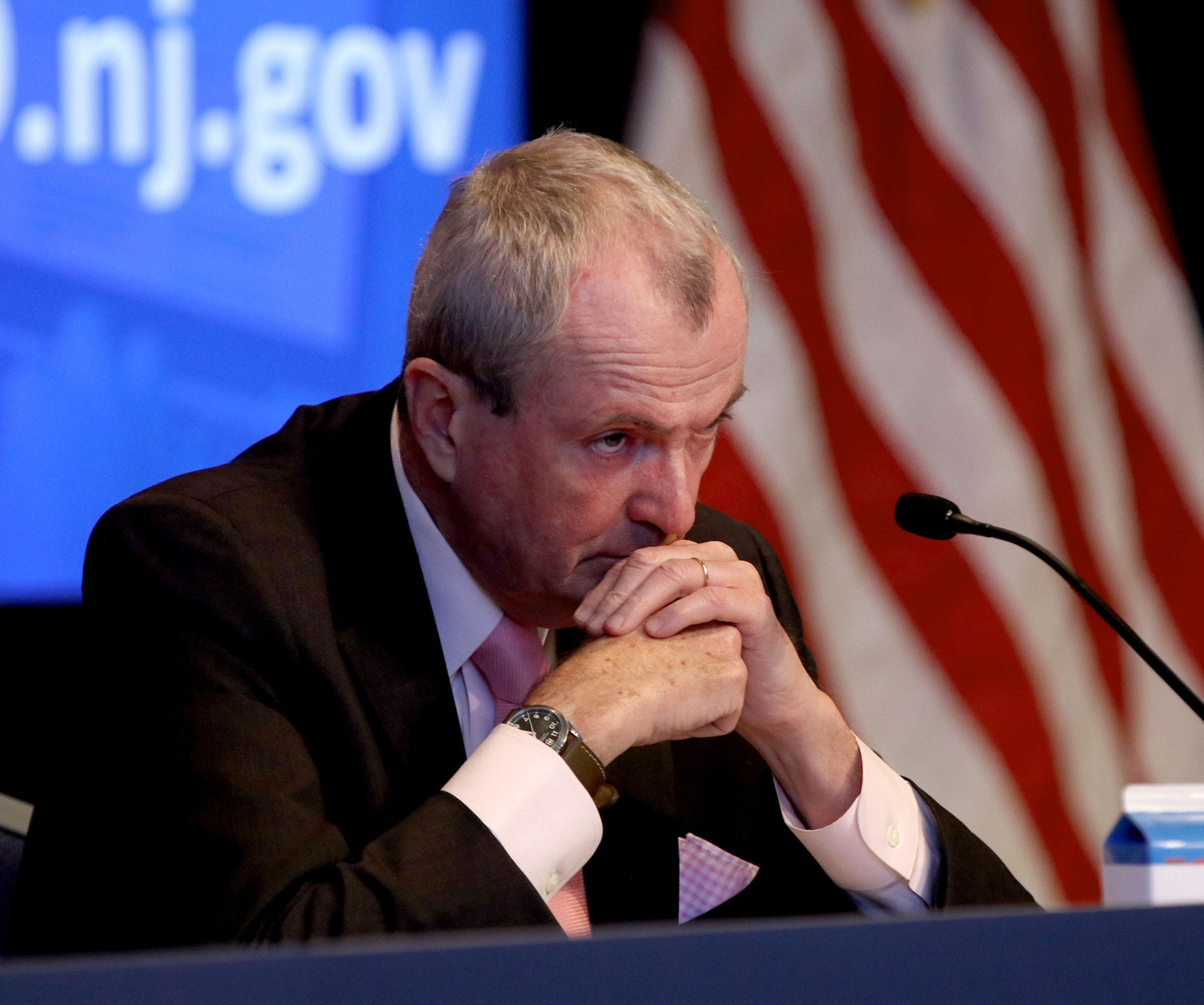 Murphy Announces Latest Quarantine Restrictions