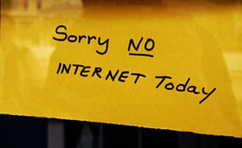 Having Internet IssueS??