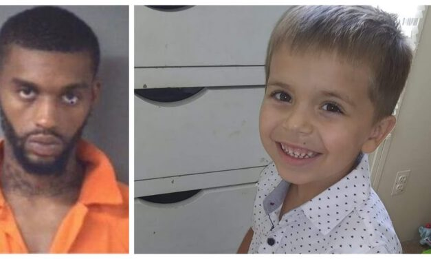 WILSON, NC: Murder Suspect Arrested after Shooting 5 Year Old Boy Point Blank