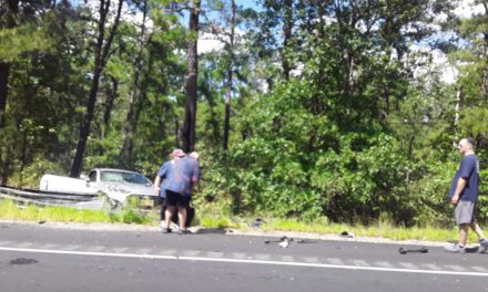 MANCHESTER: Yesterday's Crash on NJ 70 Caused by DWI Driver