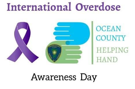 OCPO: International Overdose Awareness Day