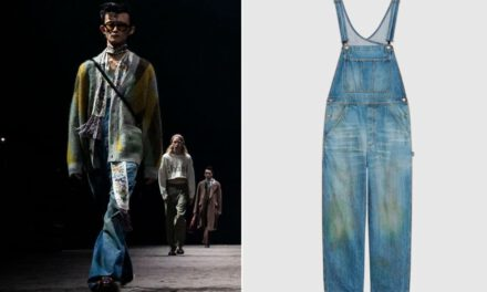 Would You Spend $1,400 On Grass Stained Gucci Jeans??