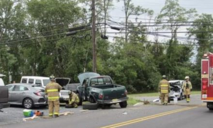 ISLAND HEIGHTS: MVA