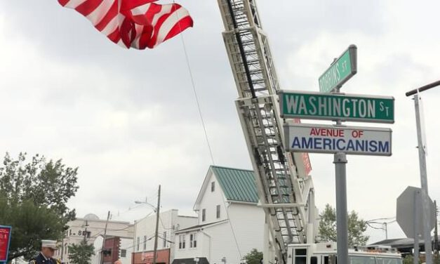 TOMS RIVER: Photos from Today's 9/11 Ceremony