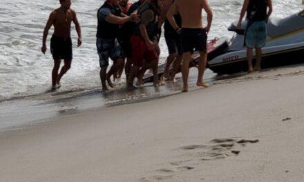 Ocean Currents Claim Victim Monday