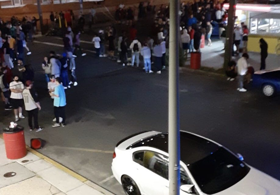 SSH: Update on Large Gathering Last Night