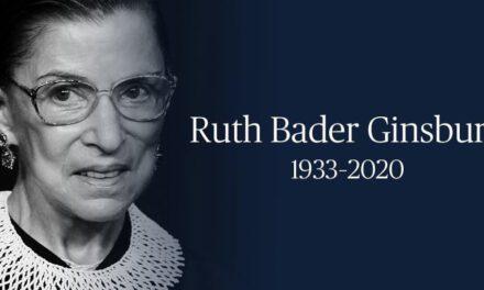 Supreme Court Justice Ruth Bader Ginsburg Passes