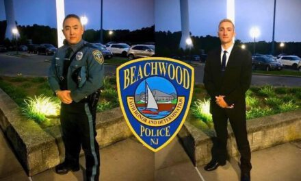 BEACHWOOD: Welcome Two New Cops!