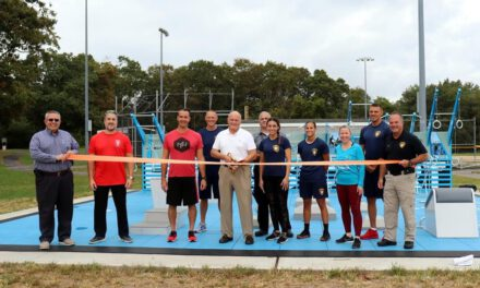 TOMS RIVER: Outdoor Fitness Court Opens Today