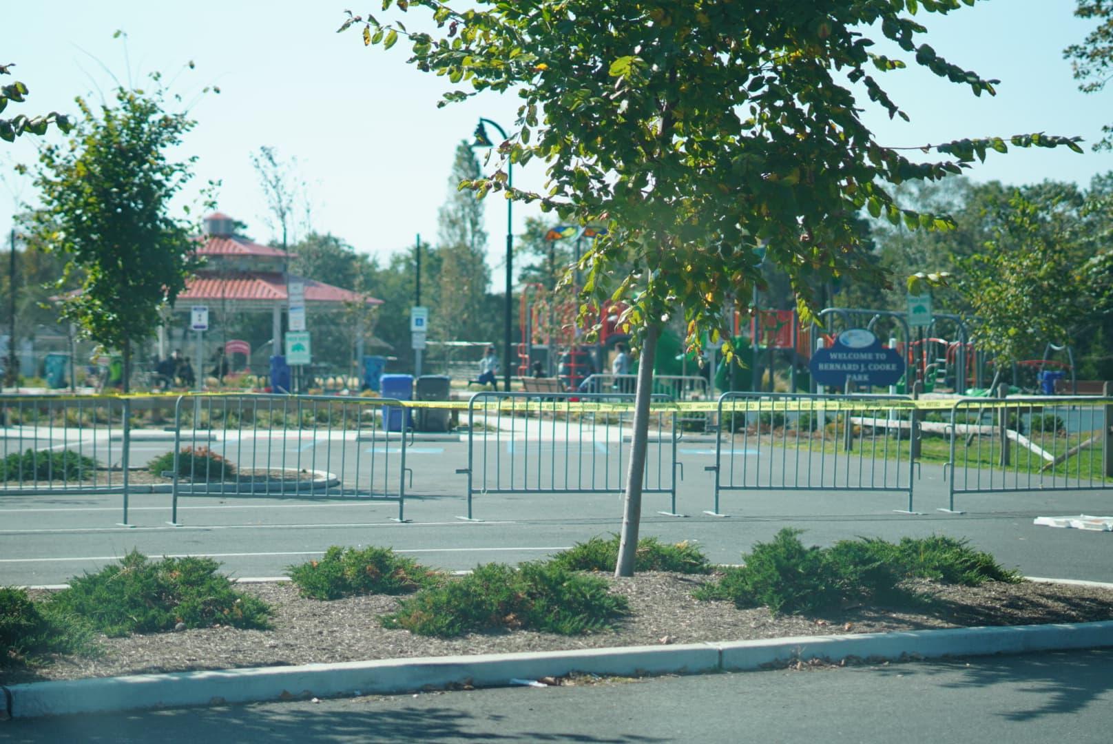BRICK: PD Limits Capacity At Parks?