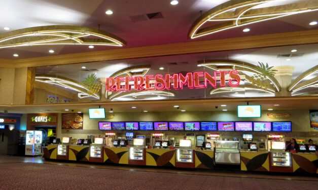 Lack Of Movies Shutters Theaters For Now…