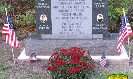 National Fallen Firefighters Memorial Day