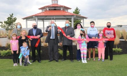 BRICK: Newly Renovated Bayside Park Opens