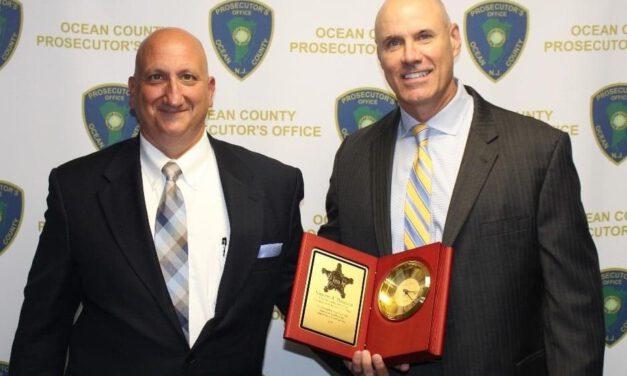 OCPO: Congratulations Chief of Detectives Petrecca