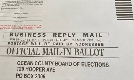 NJ Mail In Ballots: We are Hearing From Fans that they Are Experiencing Ballot Irregularities