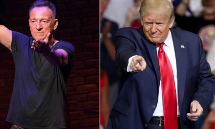 Bruce Springsteen Will Be Moving To Australia If President Trump Wins Re-Election