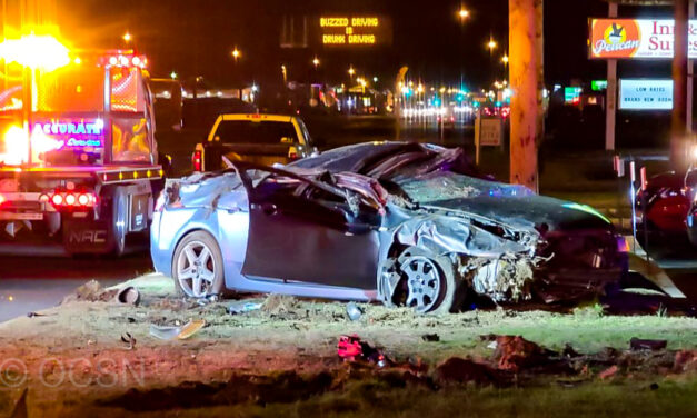 TOMS RIVER: Route 37 Overturn Update