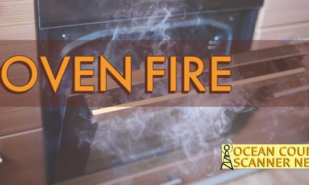BRICK: Appliance Fire