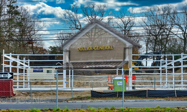 TOMS RIVER: New Construction – Dollar General?