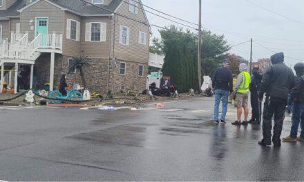 OCEAN GATE: Serious Motorcycle Crash Closes Roadway