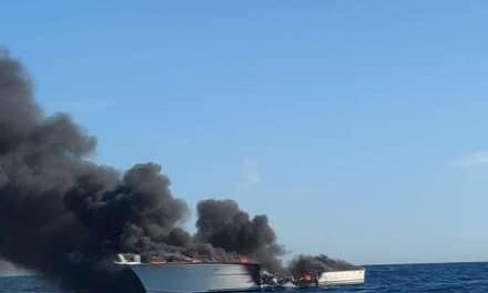 USCG Atlantic City Rescue Two Fishermen