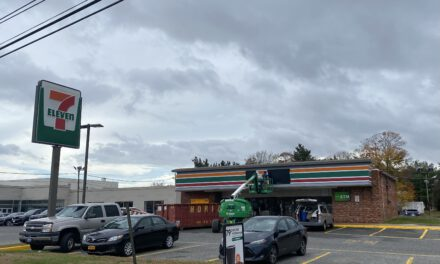 TOMS RIVER: Additional 7-11 Stores Closed