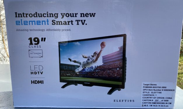"""Happy Holidays: WIN a NEW 19"""" Smart TV from OCSN!"""
