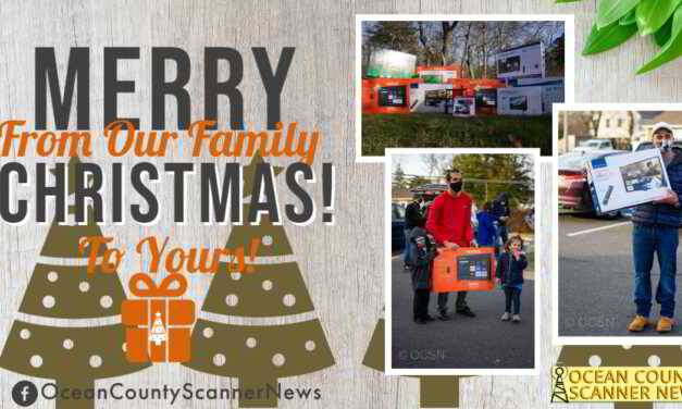 OCEAN COUNTY: Santa Is On His Way! (Recorded Audio Broadcast)