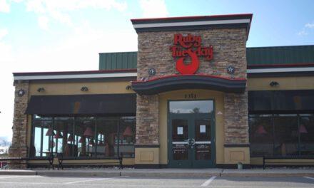TOMS RIVER: Ruby Tuesday Closes Last NJ Restaurants