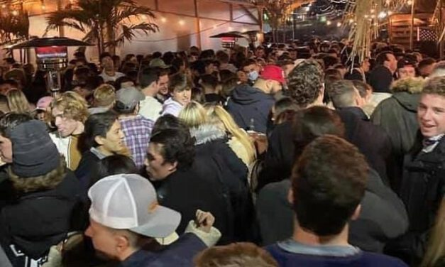Murphy Calls Out Portobello Bar for Knuckleheads