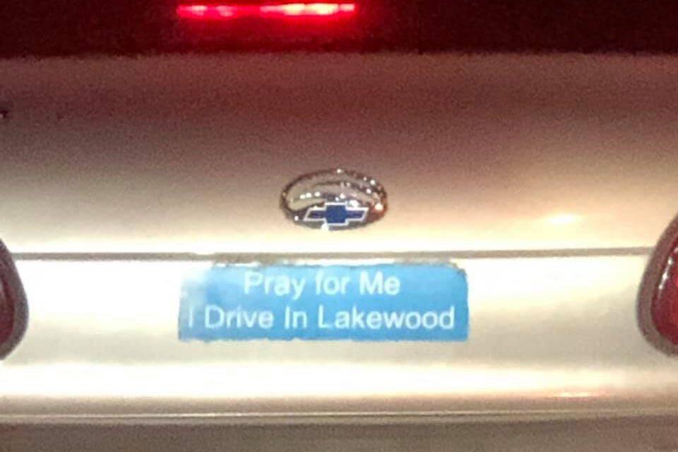 LAKEWOOD: Crash on Sunset