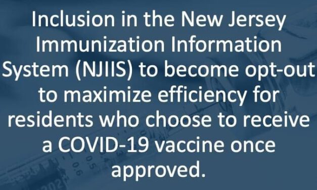Murphy Explains that Nobody Will be Forced to Receive a Covid Vaccine