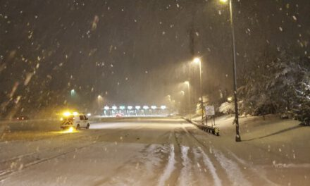 Snow-Rain-Wind: Winter Storm Continues to Hit Area