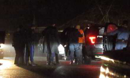 TOMS RIVER: Suspect Shoots at House- Captured Moments Later in Beachwood