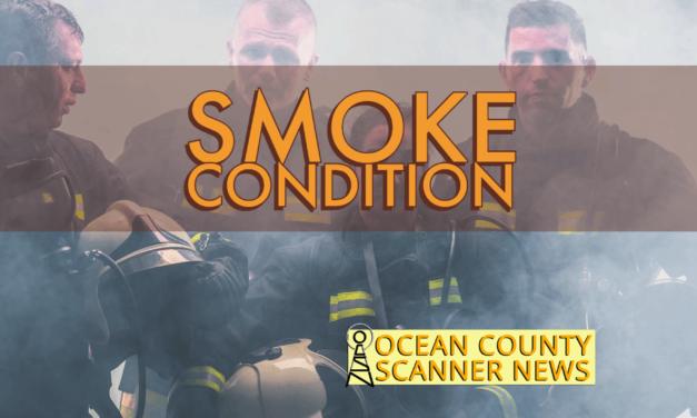 MANALAPAN: Smoke Condition Inside Library