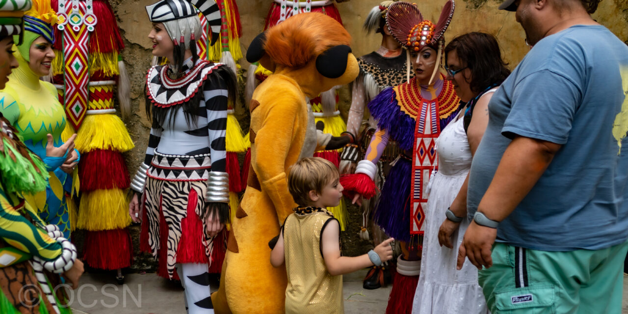 DISNEY WORLD: Shows Returning to Disney World!